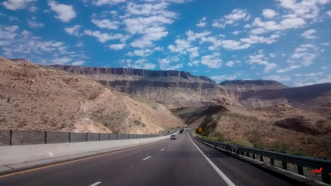 Caminhos em Nevada II