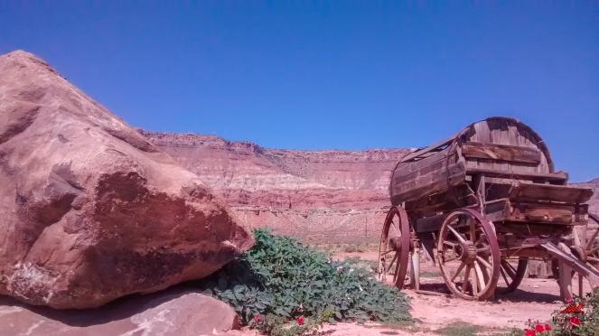 Caminhos no Arizona III
