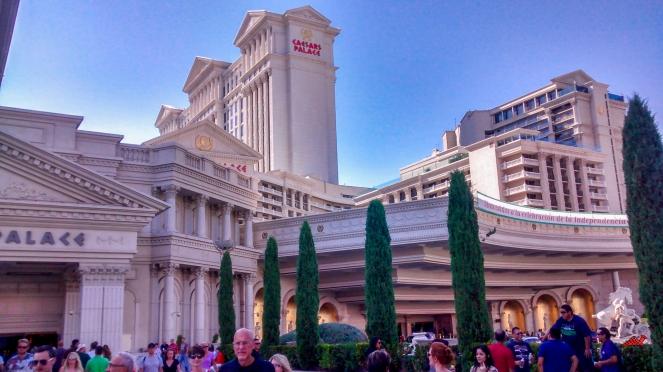 Hotéis Vegas
