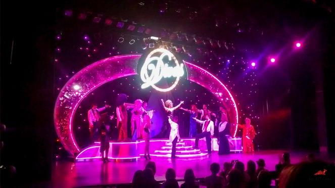 Show Diva´s em Vegas